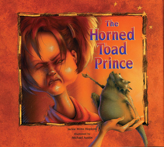 Horned Toad Prince2