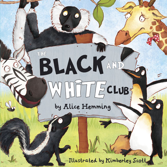 The Black and White Club1