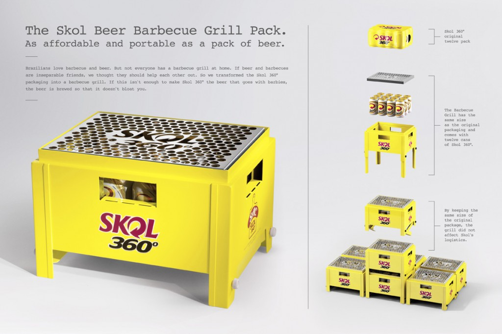 SAC Barbecue Grill
