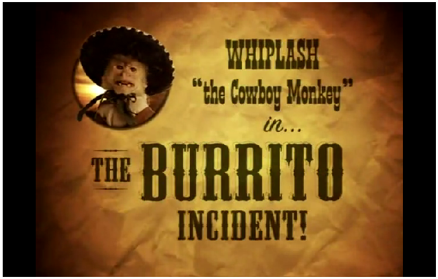 whiplash burrito incident capture
