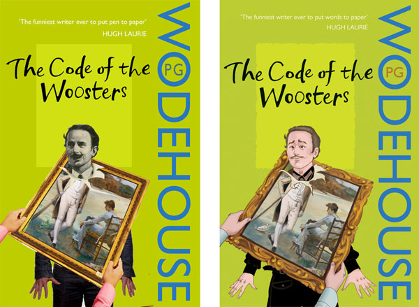 WODEHOUSE CONCEPT - CODE OF WOOSTERS_600
